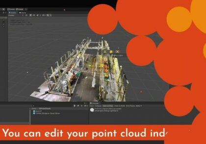unity point cloud