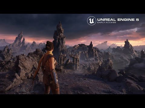 unreal 4 to unreal 5